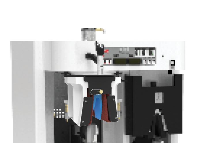shoe machine part